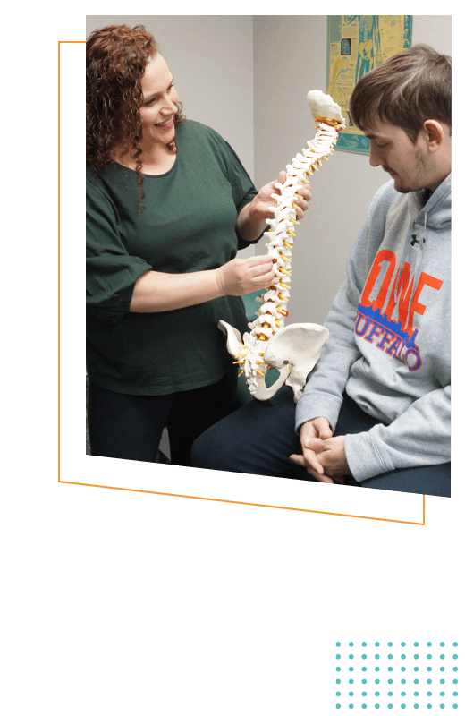 Chiropractor Batavia NY Christina Kulesz Complete Care For Families HP