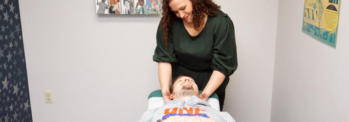 Chiropractor Batavia NY Christina Kulesz Neck Pain Relief